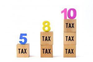 消費税 キャッシュレス